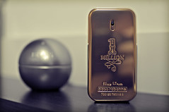Paco Rabanne 1 Million (mansn) Tags: 35mm vintage 1 nikon million paco parfume rabanne d90
