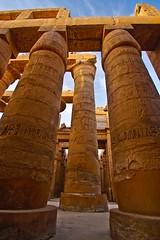 (712) Das Große Hypostyl (avalon20_(mac)) Tags: africa history architecture geotagged town egypt architektur 500 karnak luxor ägypten tempel misr eos40d schulzaktivreisen