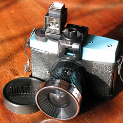 Lomography Diana+ With 38mm Super-Wide Lens