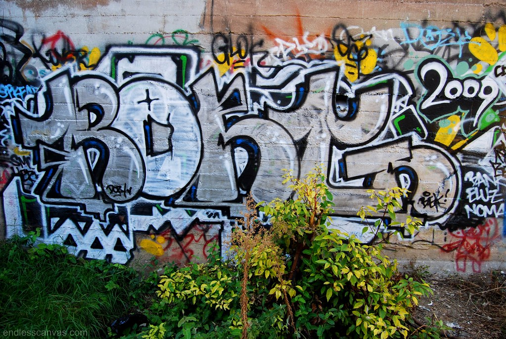 Rokt Graffiti - Santa Ana, California.