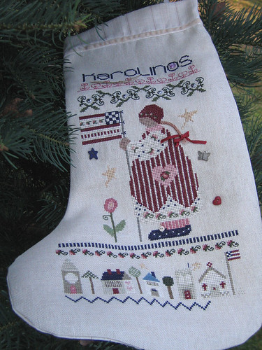 SB. Sheree's Stocking