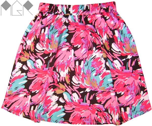 pollera de verano falda de verano