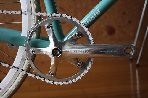 Bianchi Pista Original Crank