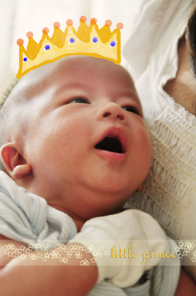 little prince born in Oct