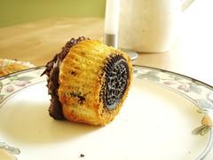 oreo cupcakes - 12