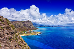 MAKAPU'U POINT (boydbrooks999) Tags: seascape point landscape hawaii oahu scenic makapuu captivating