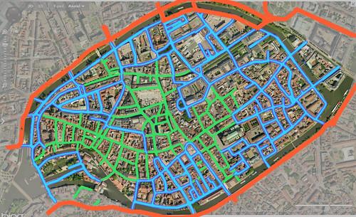 Strasbourg - Old urbanism to FusedGrid