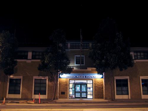 Mission Police Station