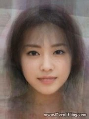 Morphed  40 Faces