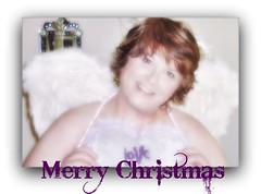 MERRY CHRISTMAS (craftedfromtheheart) Tags: friends love angel photoshop hope wings peace joy australia melbourne victoria flickrfamily wishes ethereal merrychristmas mtdandenong cs3 merrychristmasandahappynewyear upwey averyflickrchristmas thewitchesofeastwick holidayandspecialevents craftedfromtheheart clanflickr angelawards friendswhosupportfriends imsoangelicyeahright
