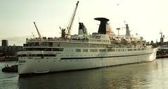 MS Daphne (Aah-Yeah) Tags: cruise ship vessel daphne schiff tallin estland kreuzfahrt