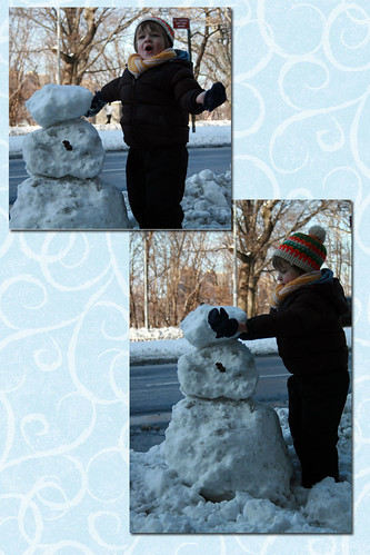 Chef Snowman