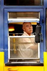 minibus driver