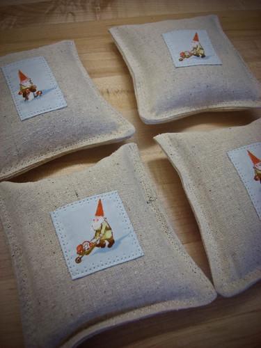 lavender gnome beanbags
