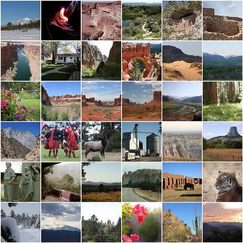 Travels 2009