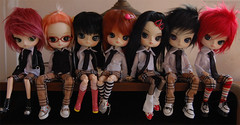 Who's Who? (Part 2) (-=april=-) Tags: casey dolls cable boom aleksa dollies eri alek ridley obitsu 23cm dals dalfrara dalhanaayame daltezca dalpuki dalmaretti dalciel daledge