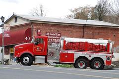 Calaveras County Fire Dept. (So Cal Metro) Tags: rescue water truck fire firetruck pierce fireengine firedept calaveras tanker sanandreas kenworth calaverascounty watertanker tanktruck