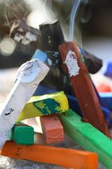 Hot Colours (wout.) Tags: hot cold canon fire colours pastel crayon efs60mm eos400d