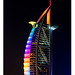 Different moods of Burj Al Arab
