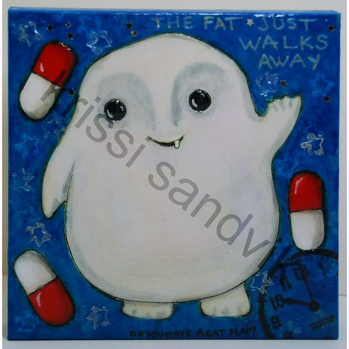 "Final ""Adipose"" creature"