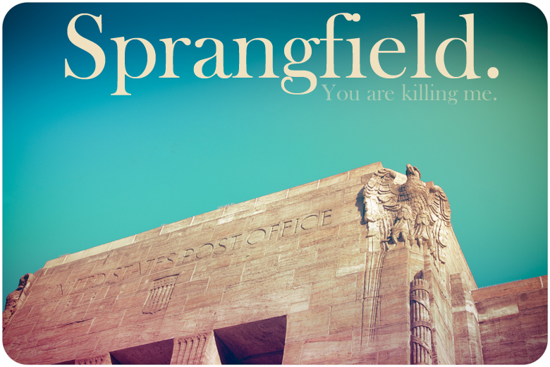 Sprangfield. Springfield. Whatever.