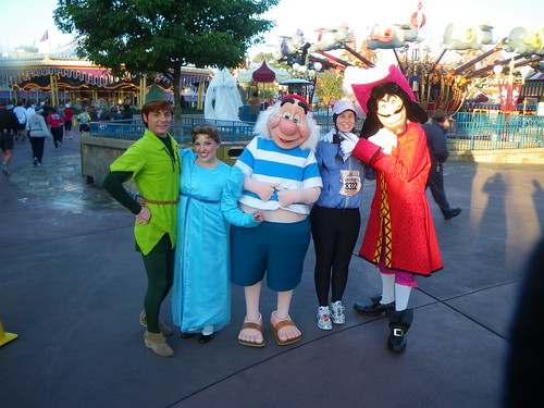 Peter Pan Wendy Smee Me And Captain Hook