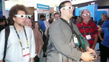 3D everywhere at CES 2010
