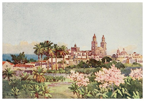 033-Las Palmas de Gran Canaria-The Canary Islands (1911) -Ella Du Cane