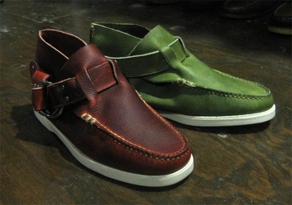 Yuketen ring boots 09