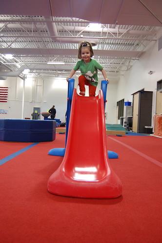 Gymnastics Day 18