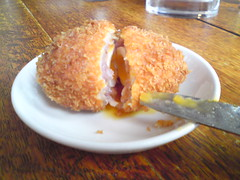 Hinds Head Scotch Egg