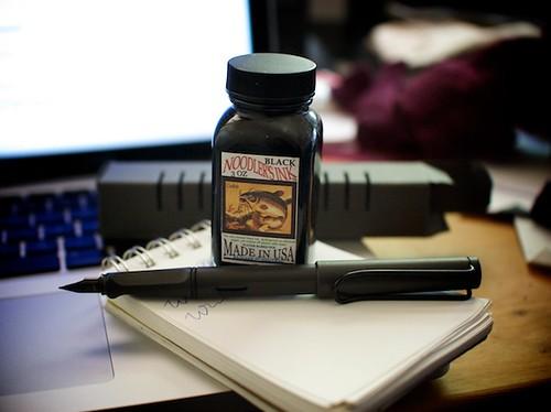 ink & pen
