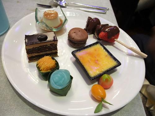 Phin's Dessert Plate