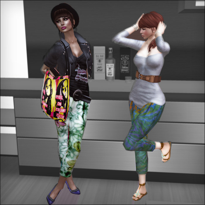 [ glow ] studio - baggy pants NEW!