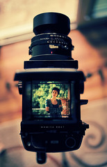 RB67 (isayx3) Tags: portrait mamiya film 35mm nikon dof bokeh depthoffield medium format f2 tones d3 rb67 plainjoe isayx3