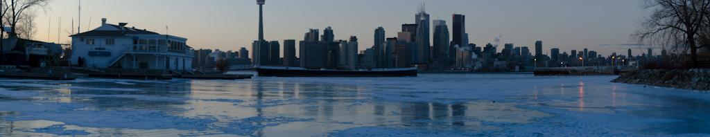 February Toronto Panorama 4 BAY