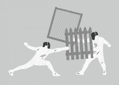 fency