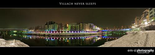 Villach never sleeps