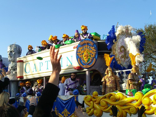 endymion captain's float