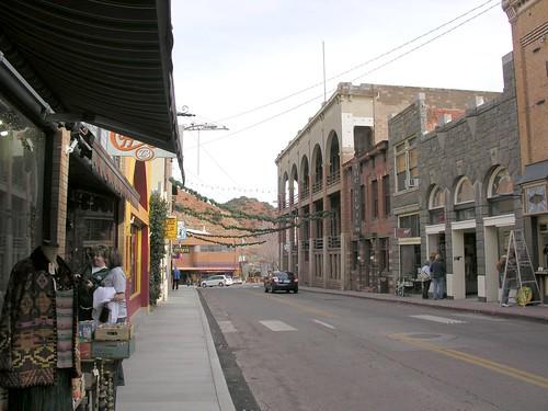 Main Street - quaint shops