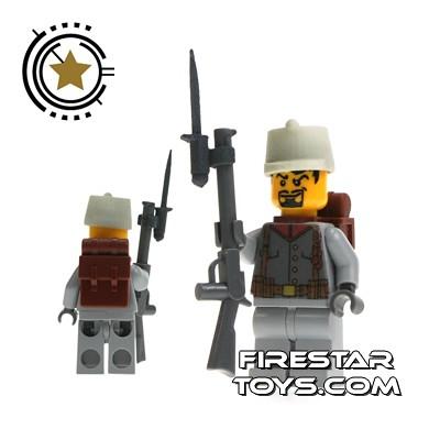 firestar custom minifig