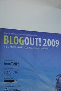 BlogOut! 2009