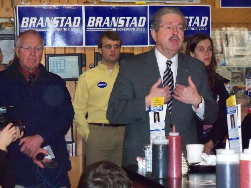 Terry Branstad, Hamburg Inn, 2/25/20