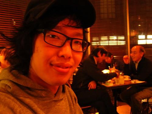 お食事会 in 渋谷