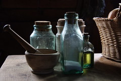 Still Life at Fort Vancouver
