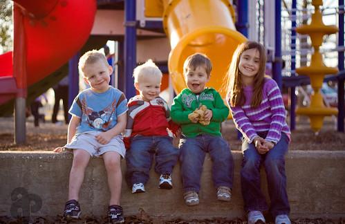 kids being kids