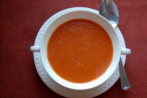 ... Candy حلويات الصحراء: Spicy Tomato and Blue Cheese Soup