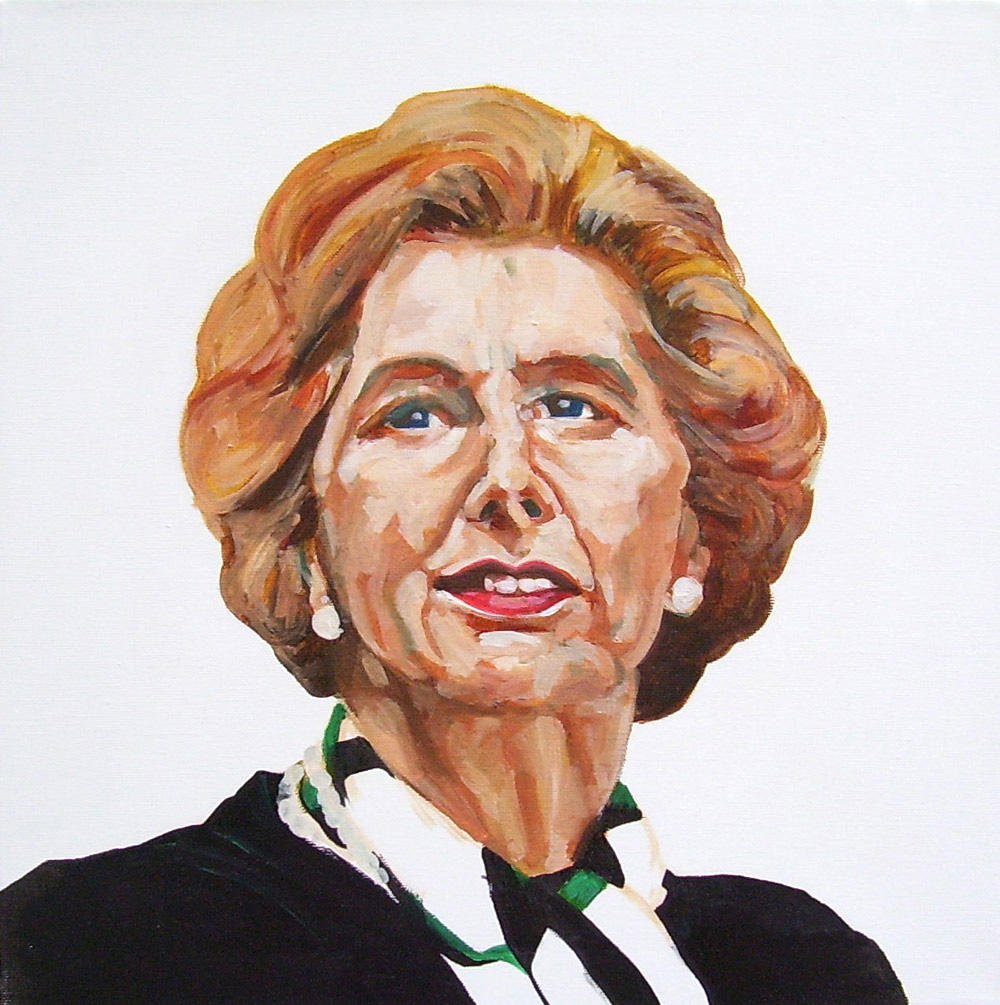 Thatcher by Robin Clare