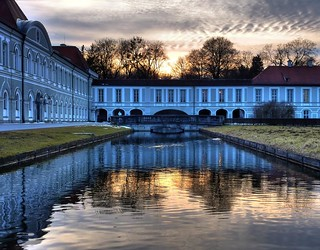 Nymphenburg Palace - South Section
