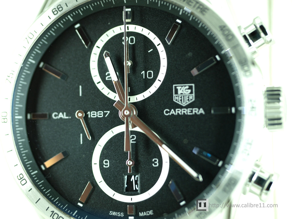 First Review: Tag Heuer Carrera Calibre 1887